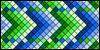 Normal pattern #25198 variation #4257