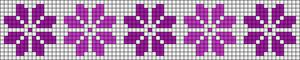 Alpha pattern #21569 variation #4306