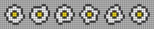 Alpha pattern #25201 variation #4343