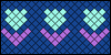 Normal pattern #25487 variation #4545