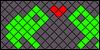 Normal pattern #22728 variation #4558