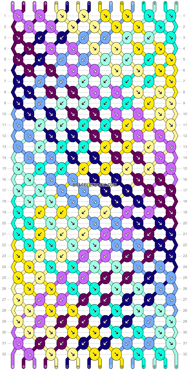 Normal pattern #22468 variation #4644 pattern