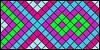 Normal pattern #25981 variation #4673