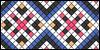Normal pattern #25014 variation #4718