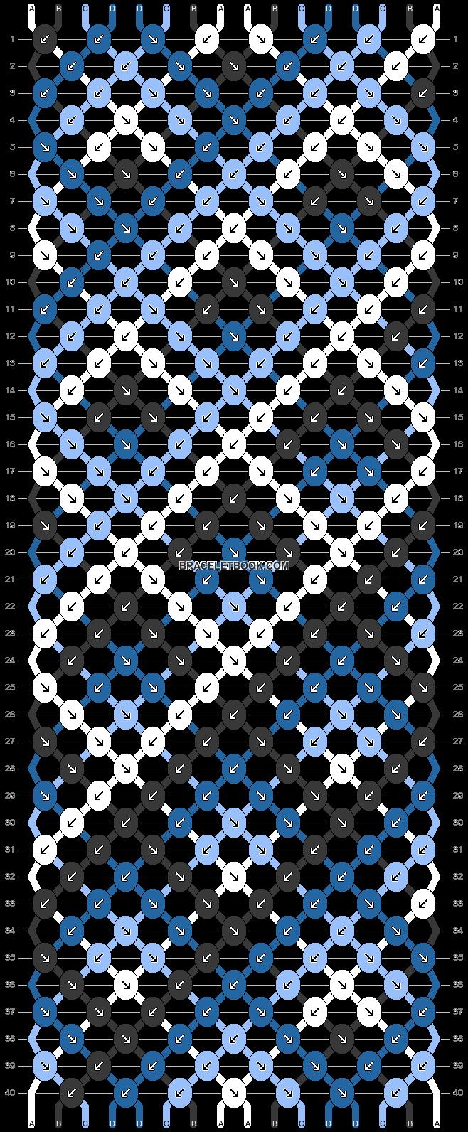 Normal pattern #25990 variation #4722 pattern