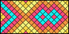 Normal pattern #25981 variation #4726