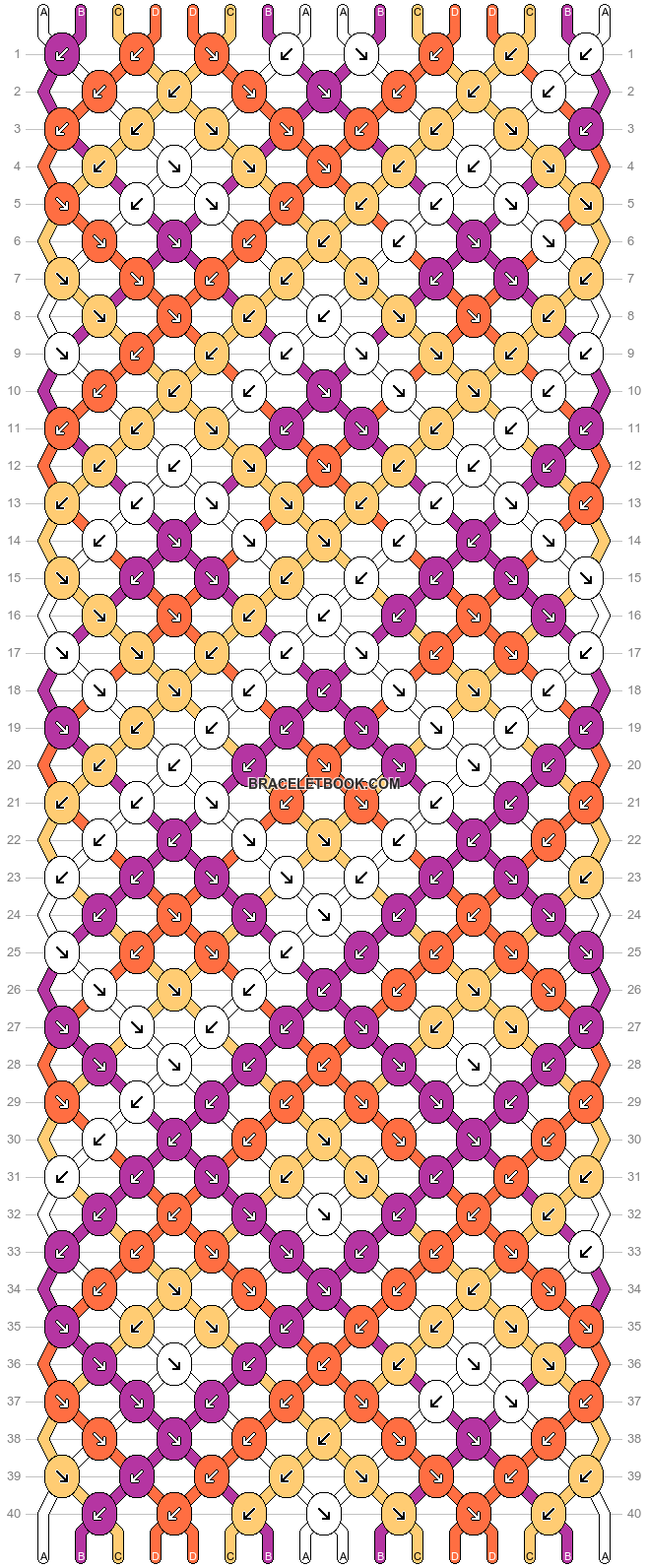 Normal pattern #25990 variation #4734 pattern