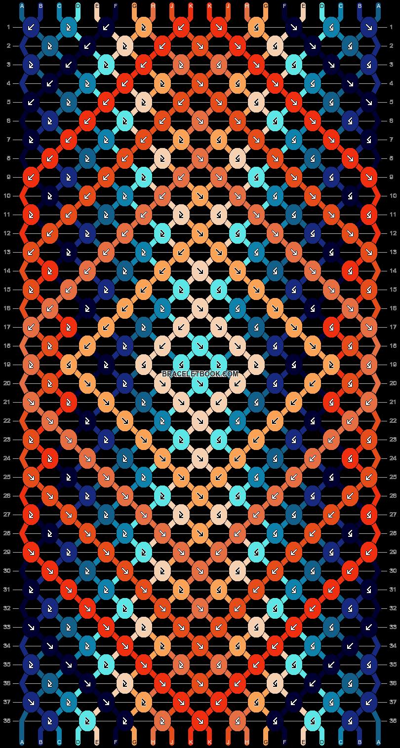 Normal pattern #25825 variation #4822 pattern