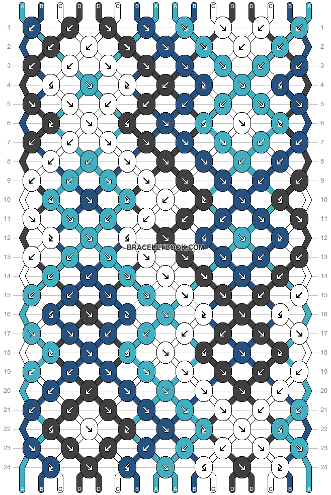 Normal pattern #25917 variation #5061 pattern