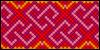 Normal pattern #7046 variation #5097
