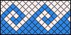 Normal pattern #5608 variation #5210