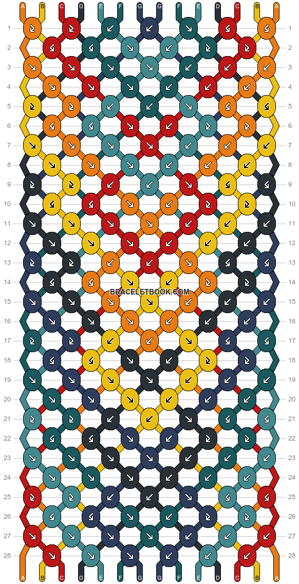 Normal pattern #26032 variation #5254 pattern