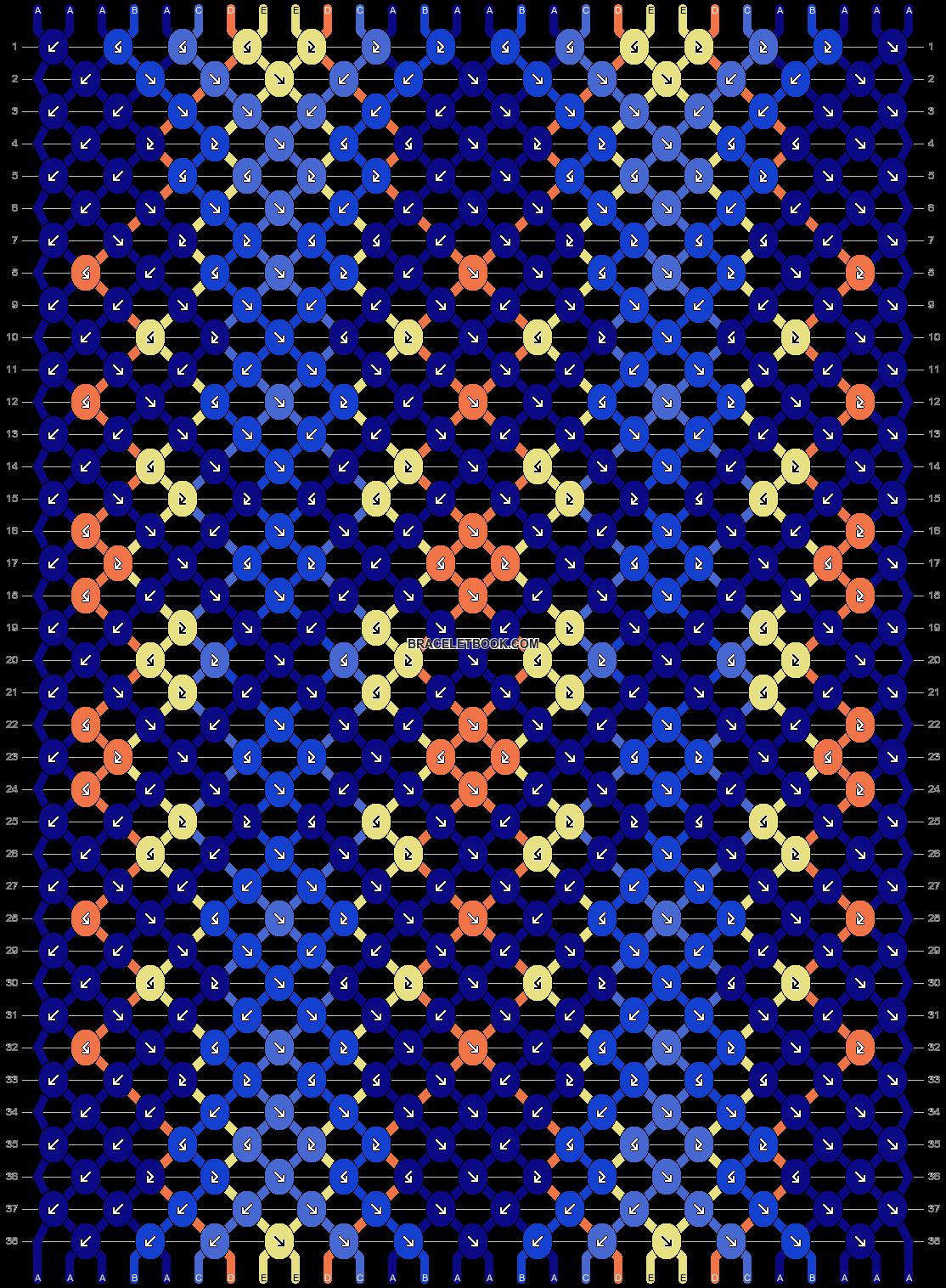 Normal pattern #24653 variation #5302 pattern