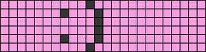 Alpha pattern #25745 variation #5418