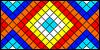 Normal pattern #5781 variation #5422