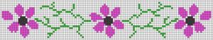 Alpha pattern #17459 variation #5475