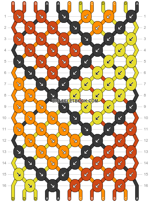 Normal pattern #1273 variation #5555 pattern