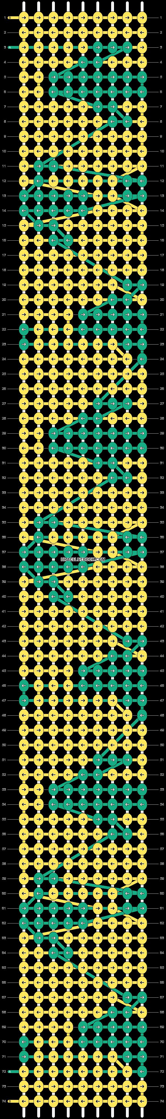 Alpha pattern #24784 variation #5640 pattern