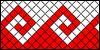 Normal pattern #5608 variation #5661