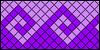 Normal pattern #5608 variation #5778