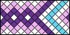 Normal pattern #7440 variation #5804