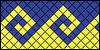 Normal pattern #5608 variation #5846