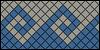 Normal pattern #5608 variation #5850