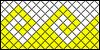 Normal pattern #5608 variation #5973