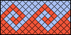 Normal pattern #5608 variation #5999
