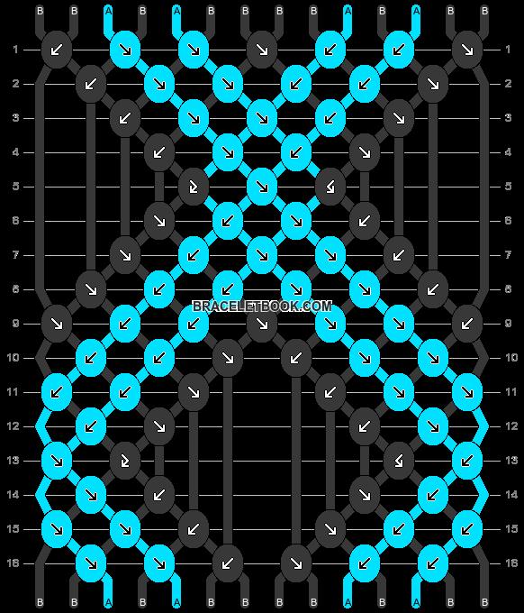 Normal pattern #26213 variation #6098 pattern