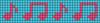 Alpha pattern #19170 variation #6341