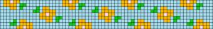 Alpha pattern #26251 variation #6393