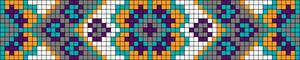 Alpha pattern #24902 variation #6504