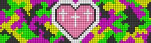 Alpha pattern #11939 variation #6543