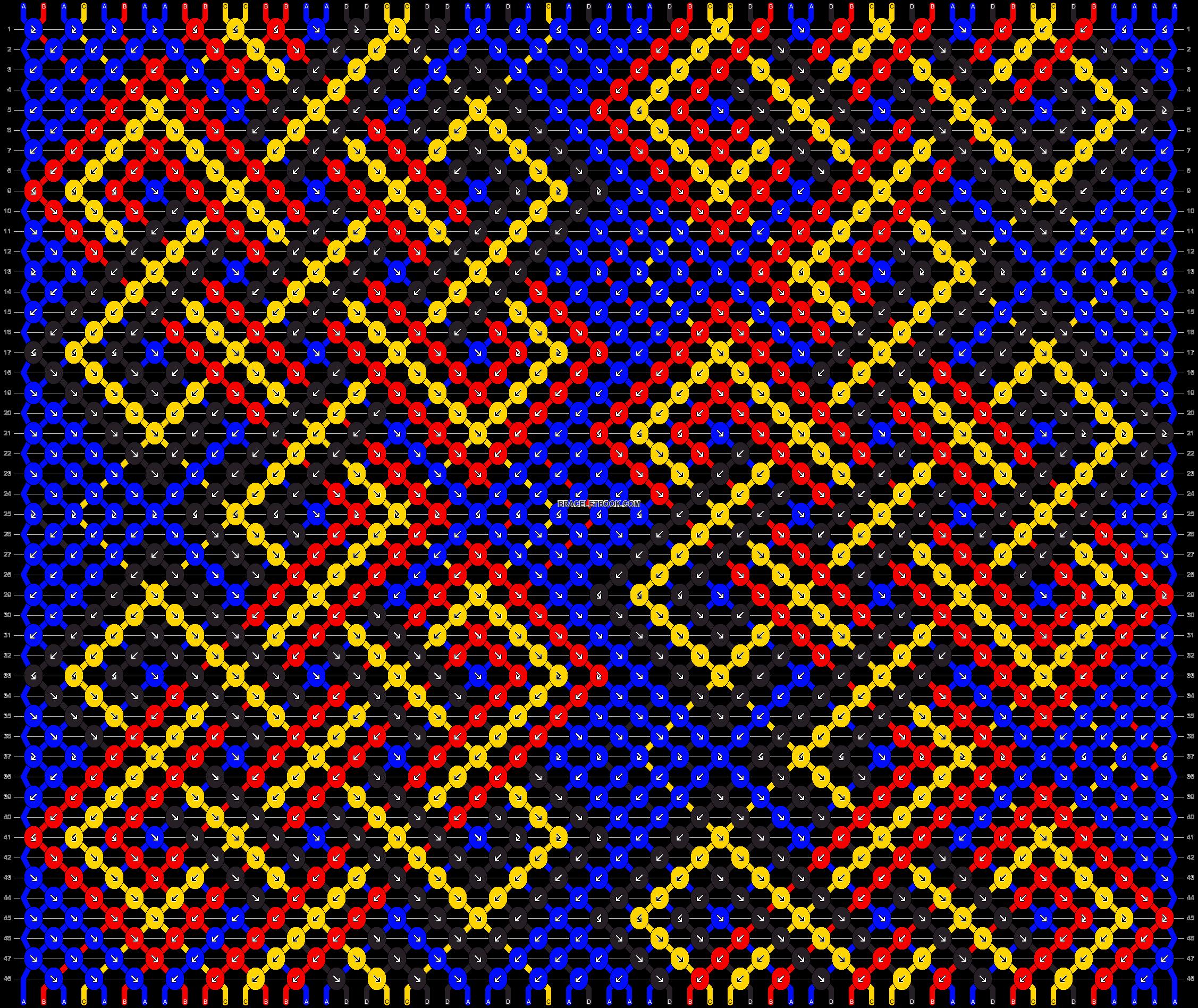 Normal pattern #23384 variation #6577 pattern
