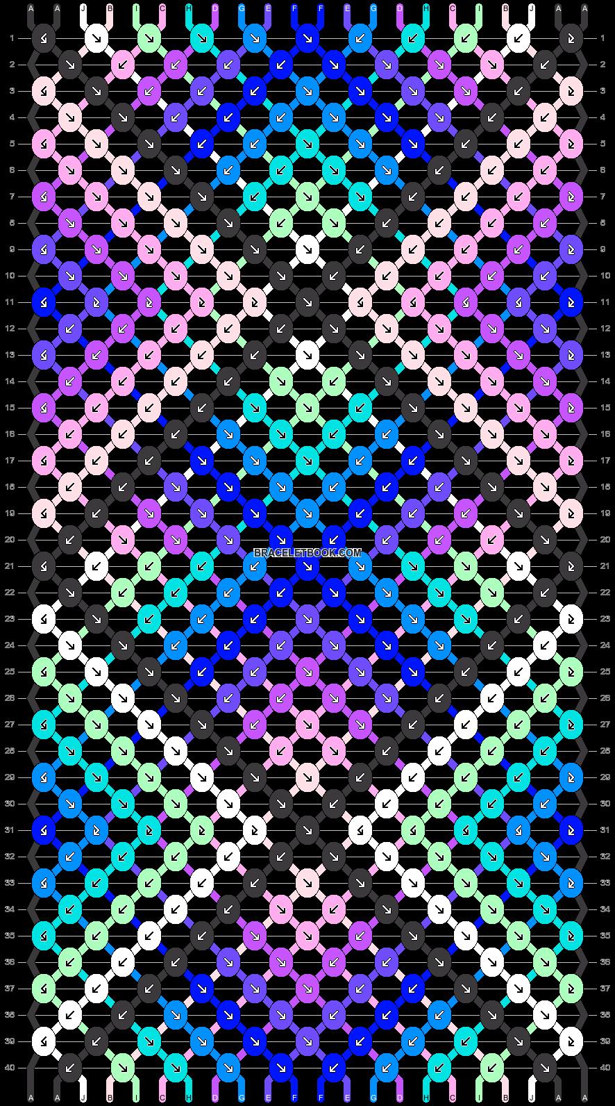 Normal pattern #26202 variation #6599 pattern