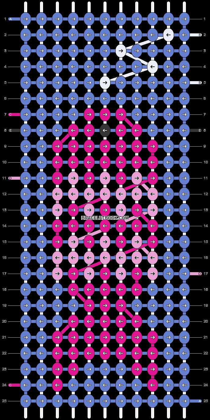 Alpha pattern #15137 variation #6738 pattern