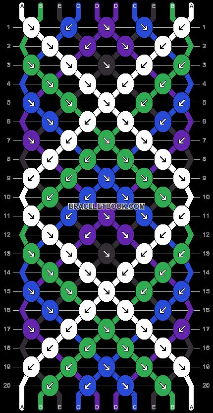Normal pattern #16578 variation #6786 pattern