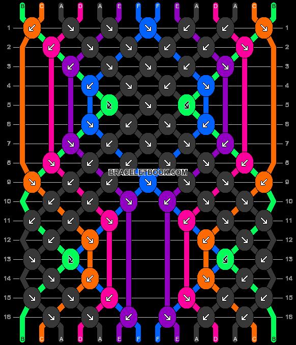 Normal pattern #26213 variation #6787 pattern