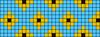 Alpha pattern #26260 variation #6791