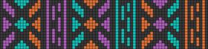Alpha pattern #26287 variation #6818
