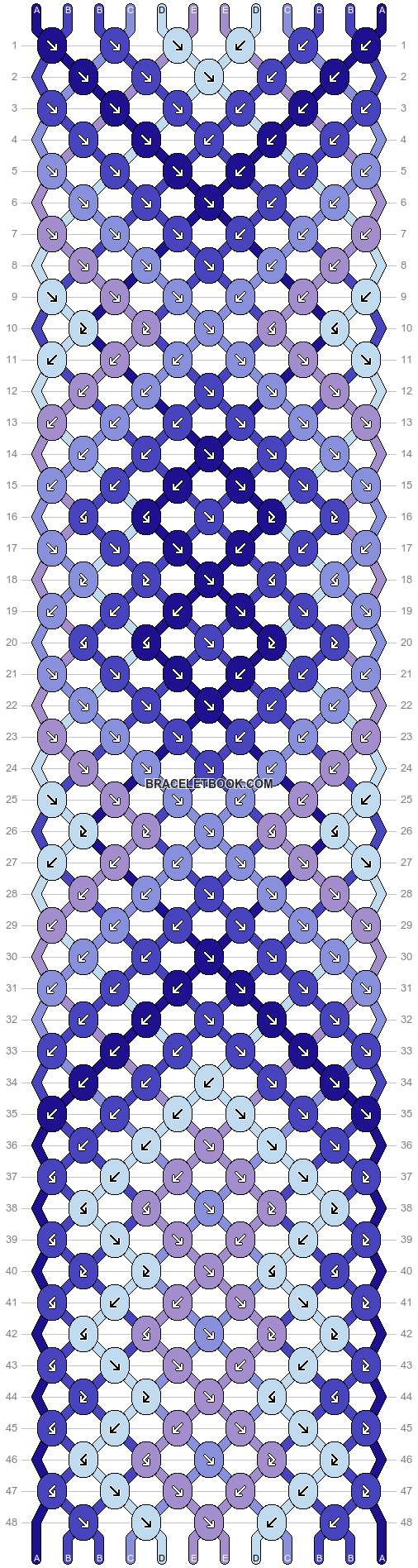 Normal pattern #25981 variation #6886 pattern