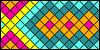 Normal pattern #24938 variation #6939