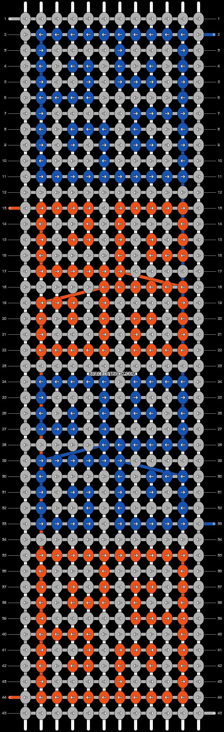 Alpha pattern #26342 variation #7071 pattern