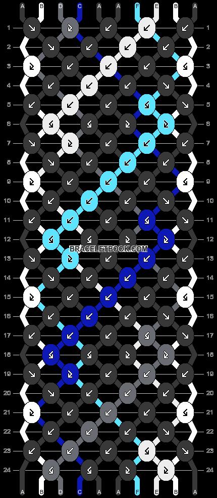 Normal pattern #26328 variation #7110 pattern