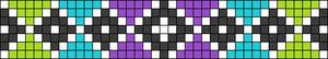 Alpha pattern #25349 variation #7113