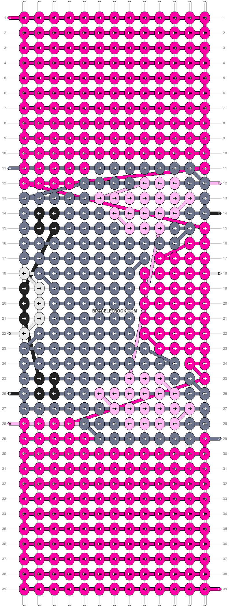 Alpha pattern #22880 variation #7300 pattern