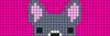 Alpha pattern #22880 variation #7300