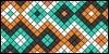 Normal pattern #25606 variation #7348