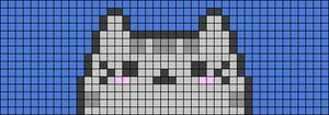 Alpha pattern #26406 variation #7397